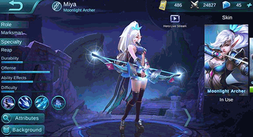 Cara Cheat Damage Mobile Legends 1 Hit Kill