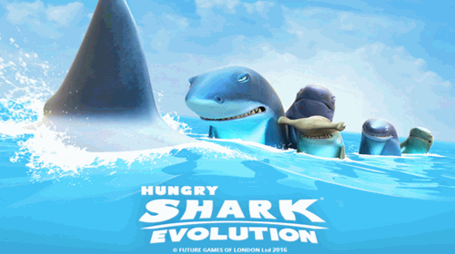 Cara Cheat Game Hungry Shark Evolution
