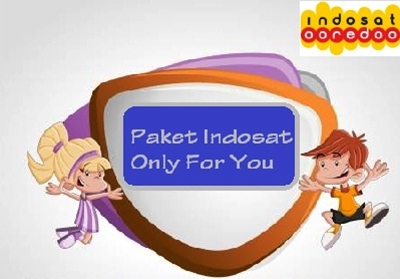 paket internet murah indosat only for you