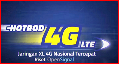 cara setting apn xl 4g