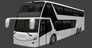 Template Livery Bussid SDD