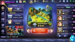Cara mengetahui server id mobile legends