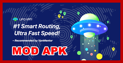 UFO VPN Premium Mod Apk For Android/iOS Versi Terbaru 2020