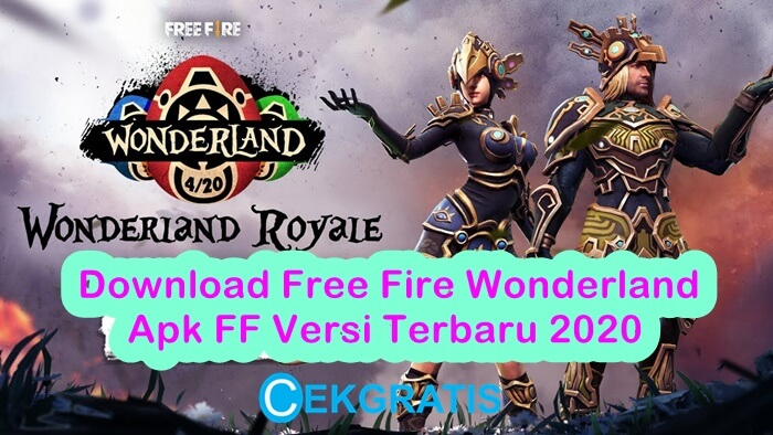 free fire wonderland apk